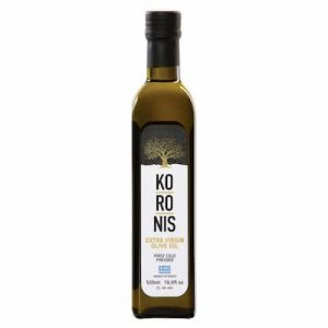 Azeite De Oliva Extra Virgem Koronis Grego 500ml