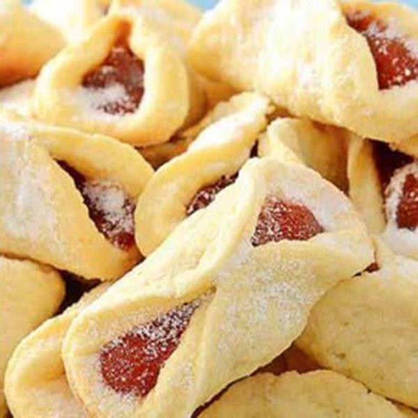 Biscoito Húngaro com Goiaba