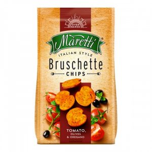 Bruschette Chips Italianetomate