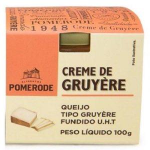 Creme De Gruyère Pomerode 100gr