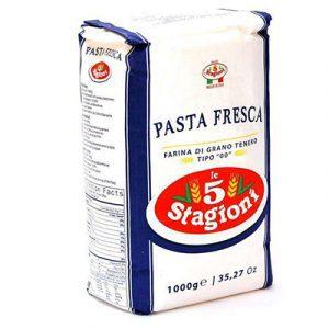 Farinha Italiana 5 Stagion Pasta Fresca 1kg