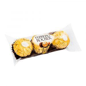 Bombom Ferrero Rocher 3un
