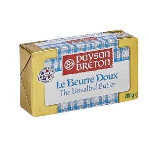 Manteiga Paysan Breton sem Sal