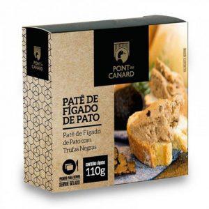 Pate de Fígado de Pato com Trufas Negras Pont Du Canard
