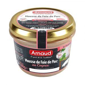 Pate de Fígado Suíno Arnaud