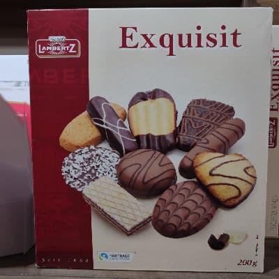 Biscoito Exquisit Lambertz